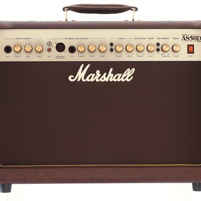 Marshall AS50D Acoustic Guitar Amplifier for sale