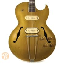 Gibson ES-295 1952 Gold image