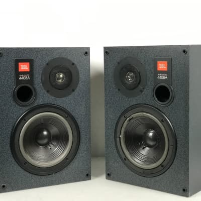 JBL 4408A Studio Monitor Speakers pair