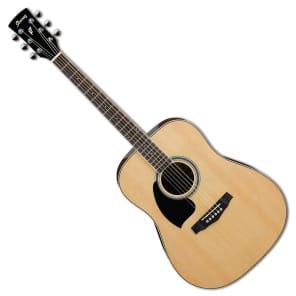 Ibanez PF15LNT Series Acoustic Guitar Natural