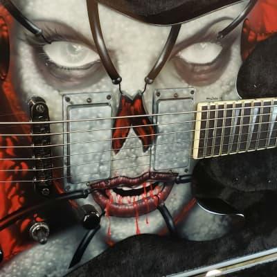 Jackson USA Custom Shop Solist Zombie Girl Mike Learn 2014 for sale
