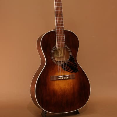 Randy Wood Guitars Parlor Flamed Maple 2013 for sale