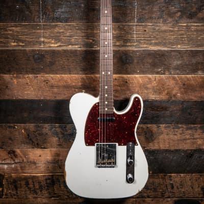 Fender Fender Custom Shop 1963 Relic Telecaster (Limited) 2019 Aged White