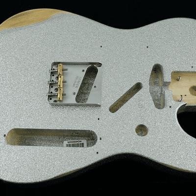 Fender Brad Paisley Artist Series Road Worn Telecaster Body