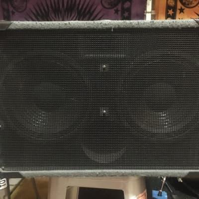 Nemesis  NC-210 1994 Grey...200 watt bass combo for sale