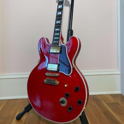 Gibson Custom Shop BB King Lucille 2016