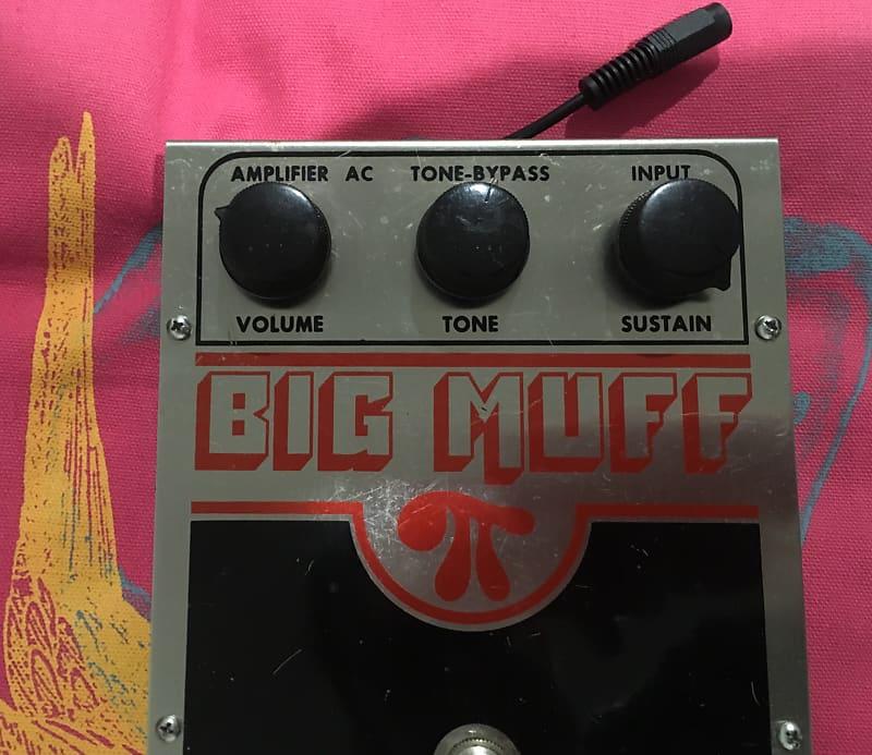 vintage electro harmonix big muff 1979 1980 ehx reverb. Black Bedroom Furniture Sets. Home Design Ideas
