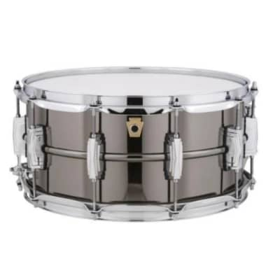 Ludwig LB546 Limited Edition 14x6.5 Bronze Black Beauty Snare Drum
