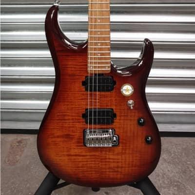 Sterling By Music Man JP150 Island Burst for sale