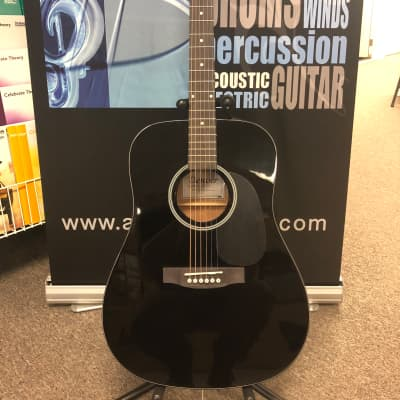 Denver DD44S Guitar w/Bag Black for sale