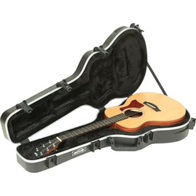 SKB 1SKB-GSM hard guitar case for Taylor GS Mini for sale