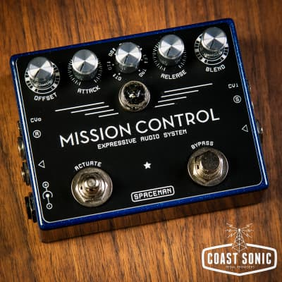Spaceman Effects Mission Control Expressive Audio System