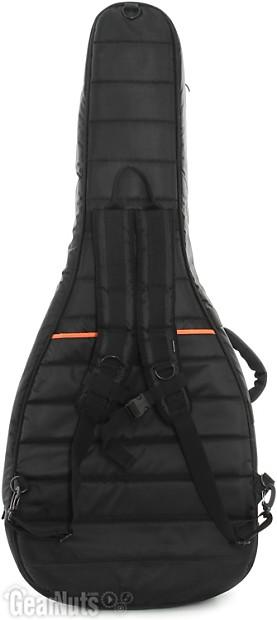 56c63d1812 MONO Classic Acoustic/Dreadnought Guitar Case - Black   Reverb