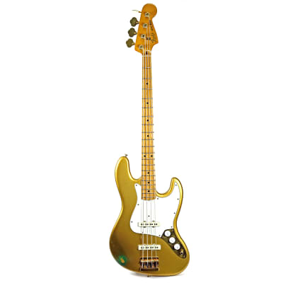 Fender Collector's Series Gold Jazz Bass 1981 - 1983