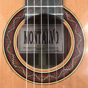 Casa Montalvo Ramirez Model Classical Guitar  2006 for sale