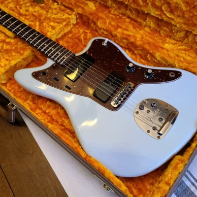 Fender Custom Shop '62 Jazzmaster Aged Sonic Blue - Journeyman Relic - Roasted! for sale