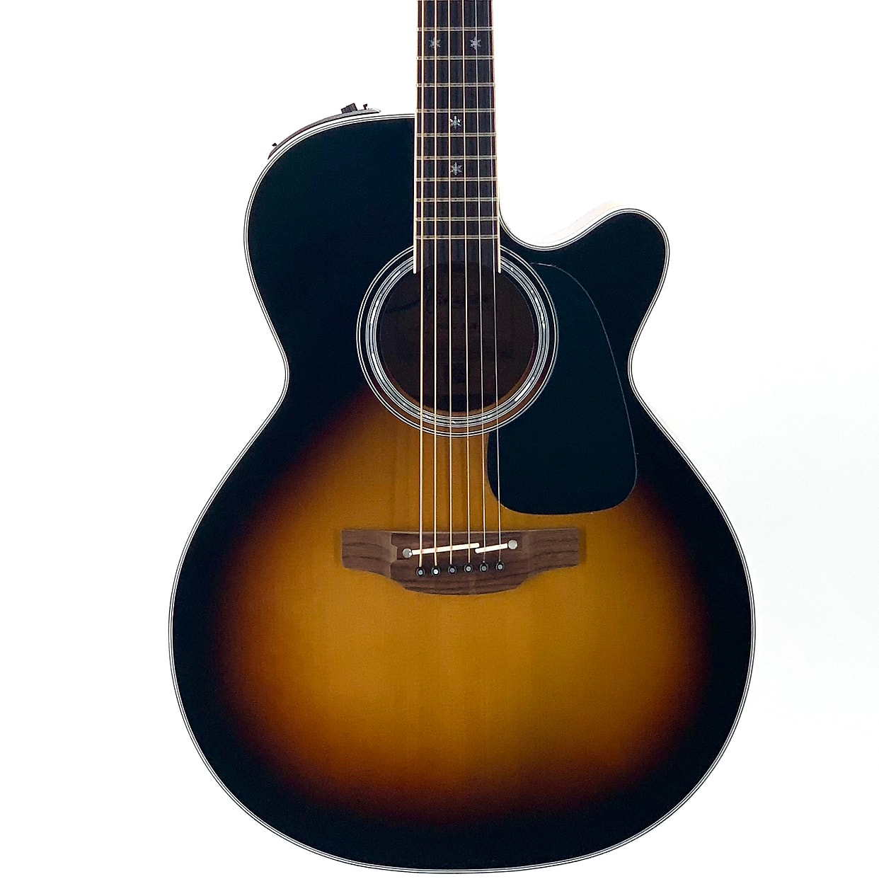 Takamine P6NC-BSB Acoustic-Electric Guitar Brand New Full Warranty Hardshell Case - Free Shipping!