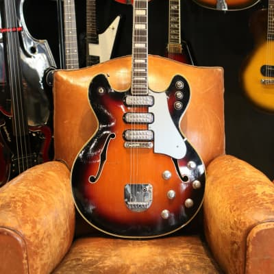 Dynacord Jazz 1960s Sunburst for sale