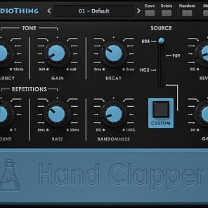 AudioThing Hand Clapper