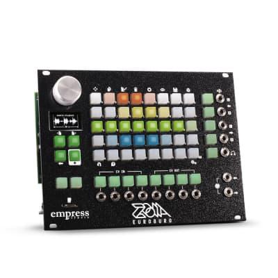 Empress Effects Zoia Euroburo Modular Synthesizer