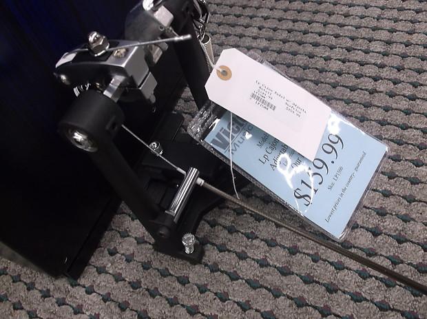 lp lp1500 cajon bass drum pedal new version reverb. Black Bedroom Furniture Sets. Home Design Ideas