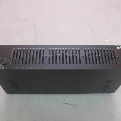 Rane Mojo Series MQ 302L Stereo Equalizer MQ302L Rack-Mount