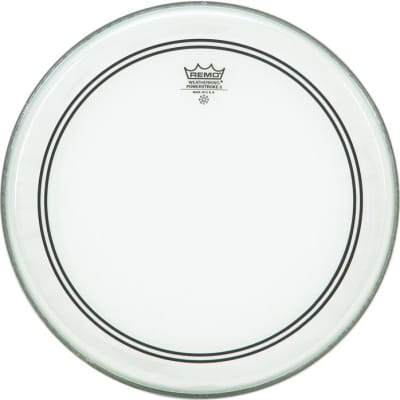 """Remo Powerstroke P3 Clear Drum Head 10"""""""