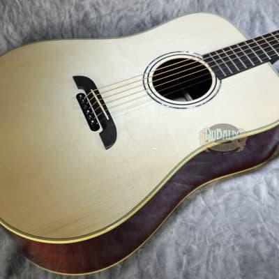 Alvarez / Yairi DYM60HD Masterworks Honduran Series Dreadnought Acoustic
