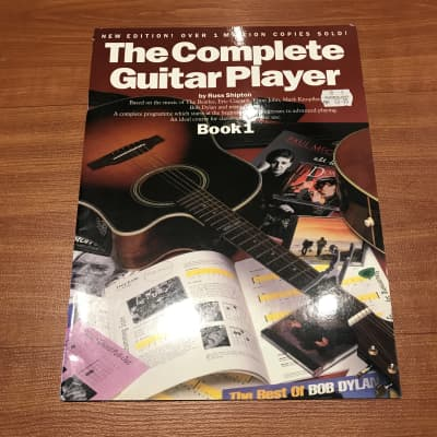 The Complete Guitar Player by Russ Shipton Book 1Music Book