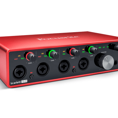 Focusrite 18I8 Audio Interface 3rd Generation