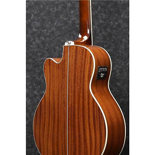 ibanez aeb105e 5 string semi acoustic guitar 22 frets reverb. Black Bedroom Furniture Sets. Home Design Ideas