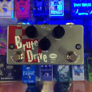 E.W.S. Brute Drive Distortion