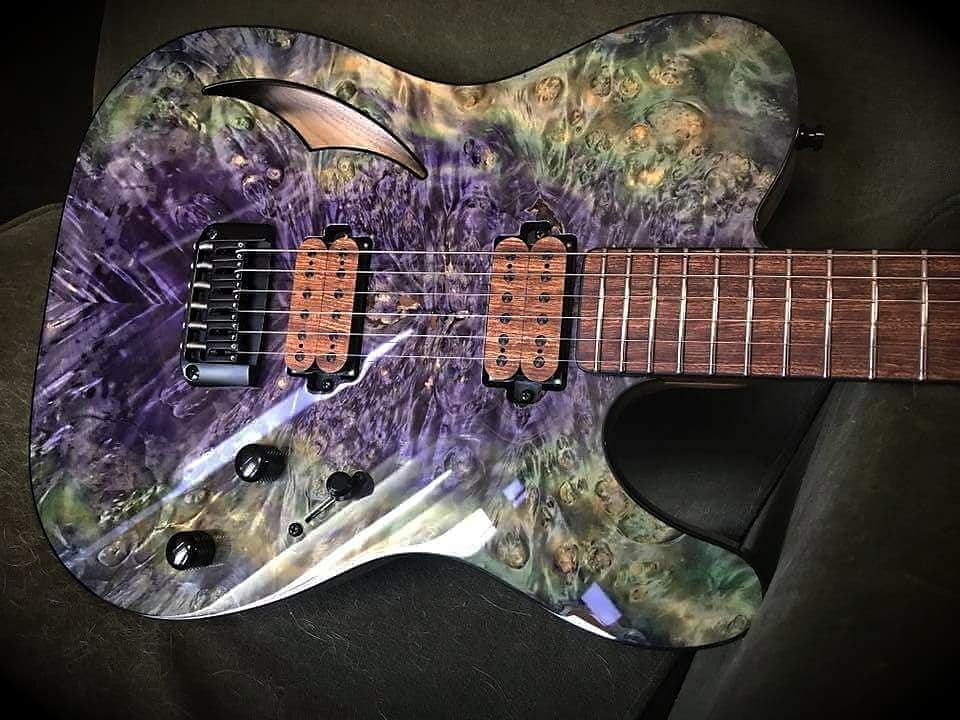 Schecter Masterworks Luthier Select #1 of 3 - PT Custom SH Hand Signed