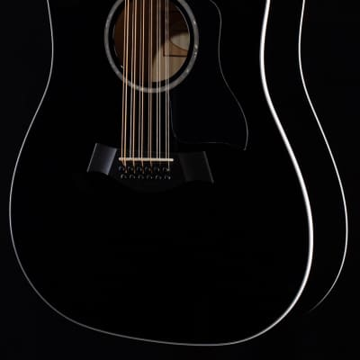 Taylor 250CE Deluxe Black 12 String (495)