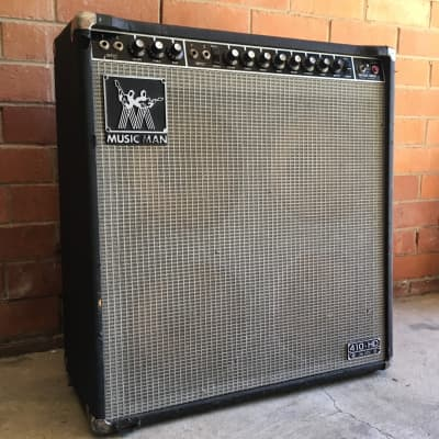 "Music Man 410-HD One Fifty 2-Channel 150-Watt 4x10"" Guitar Combo 1980 - 1984"