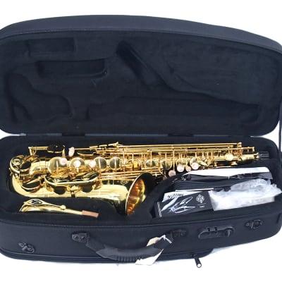 Selmer Model 62 Jubilee Alto Saxophone - Gold Lacquer