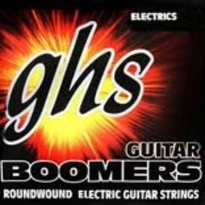 GHS Boomers Electric Guitar Strings - 009
