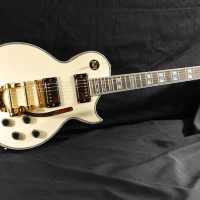 Carparelli S4 with Bigsby 2010 Ivory for sale