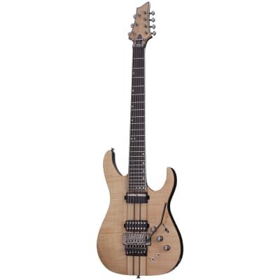 Schecter Banshee Elite-7 FR S Gloss Natural GNAT B-Stock 7-String Electric Guitar Elite 7 for sale