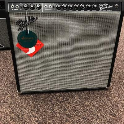 NOS! FLOOR MODEL! '65 Fender Super Reverb Reissue