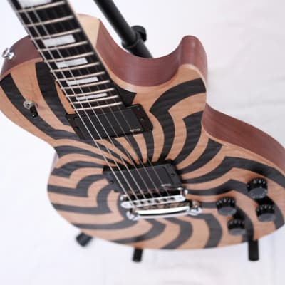 SIGNED Gibson Les Paul Zakk Wylde BFG Buzzsaw 2009 for sale