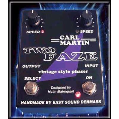 NEW CARL MARTIN TWO FAZE