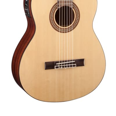 Jasmine by Takamine JC25CE-NAT Acoustic-Electric Cutaway Classical Guitar for sale