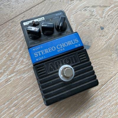Arion Stereo Chorus / Vibrato w/ EWS Modification for sale