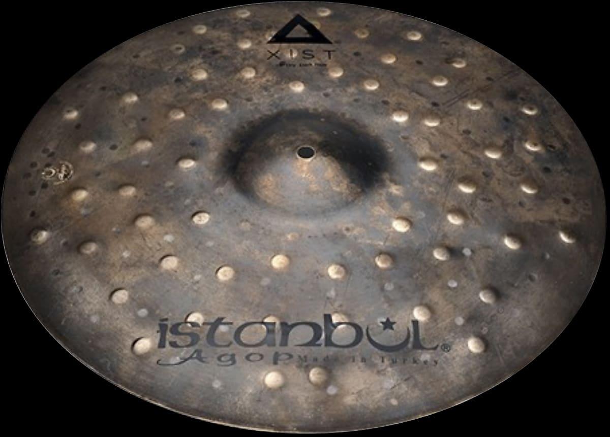 """Istanbul Agop Xist 22"""" Dry Dark Ride"""
