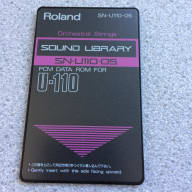 Roland Expansion Packs Orchestral Strings SN-U110-05