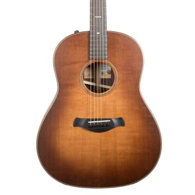 Taylor 717E Builder's Edition Grad Pacific Acoustic Guitar in Wild Honey Burst