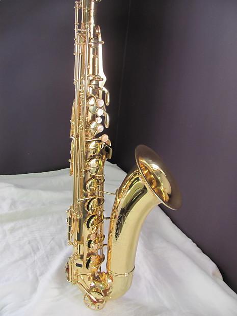 Conn Shooting Star Tenor Saxophone Brass Lacquer