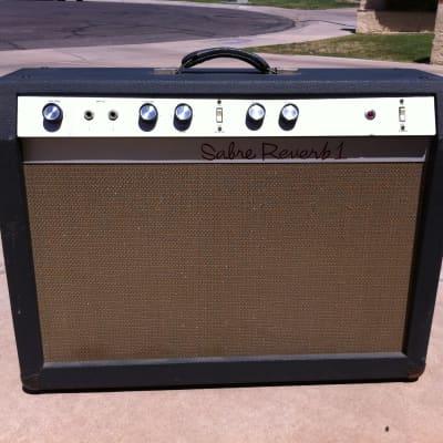 CMI Sabre Reverb I Amplifier 1965 Grey for sale