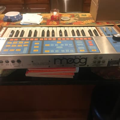Moog 341 A  The Source